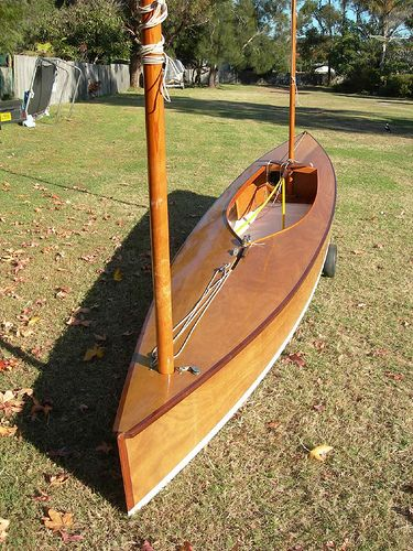 BETH Sailing Canoe Pictures