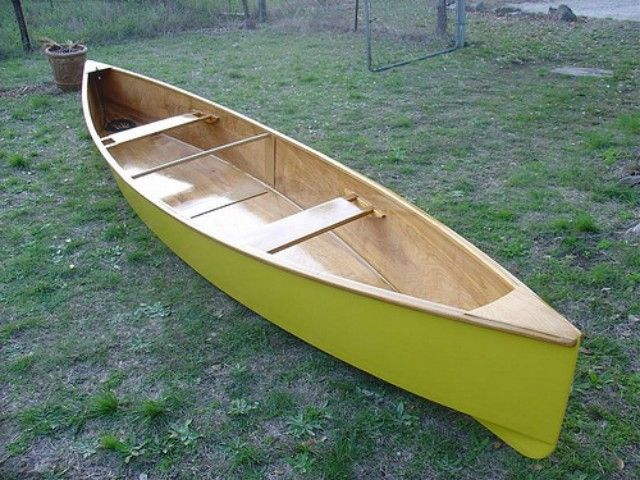 Quick Canoe Precut Ply Kits Available in the USA - Storer Boat Plans in Wood and Plywood