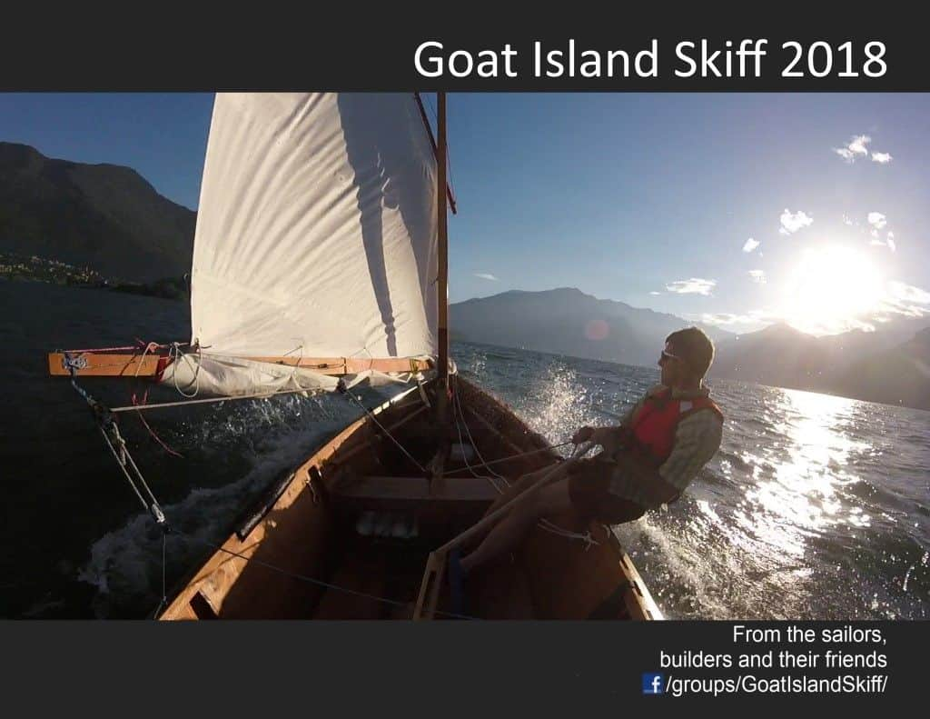 2018 Our 2018 Calendar is out! 12 brilliant photos from around the world selected by the Goat Island Skiff Group on Facebook