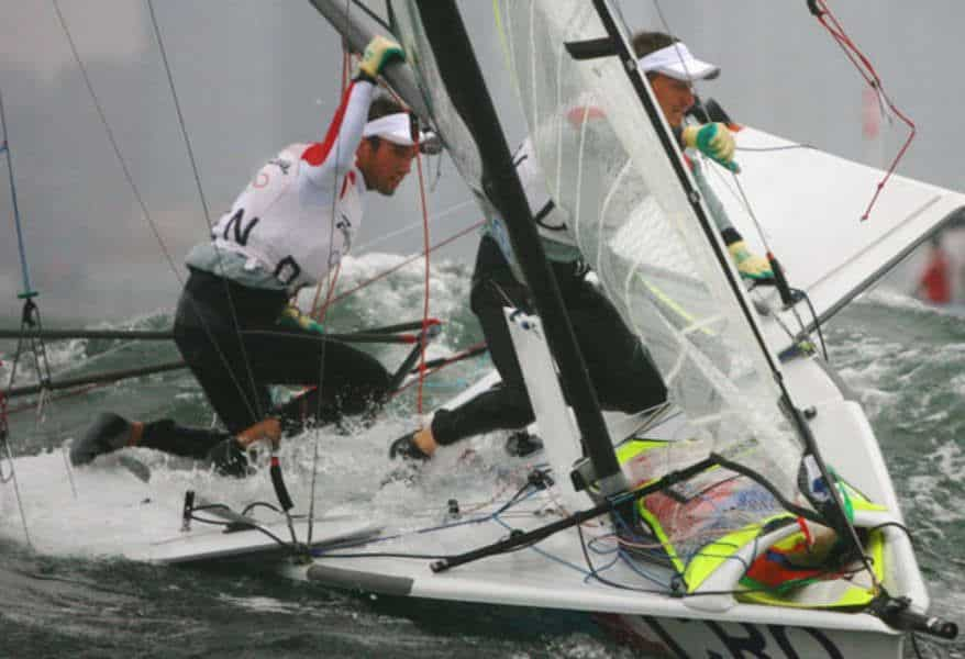 Are racing dinghies too expensive for most people