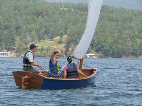 Jamie's Boat Building Blog - GIS in Walnut Creek, CA - Storer Boat Plans in Wood and Plywood