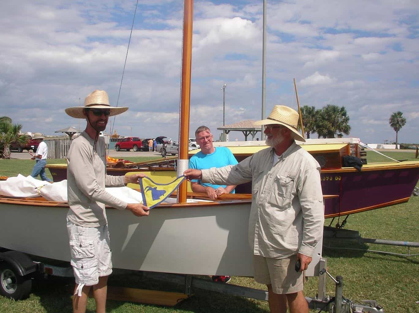 Michael Storer's shoestring tour of the USA - Storer Boat ...