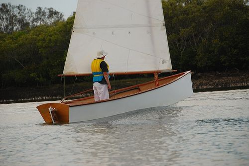Slideshows of the GIS Sailing Nicely - Storer Boat Plans ...