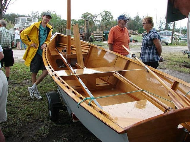 A UK Agent For Michael Storer Wooden Boat Plans Fyne Kits