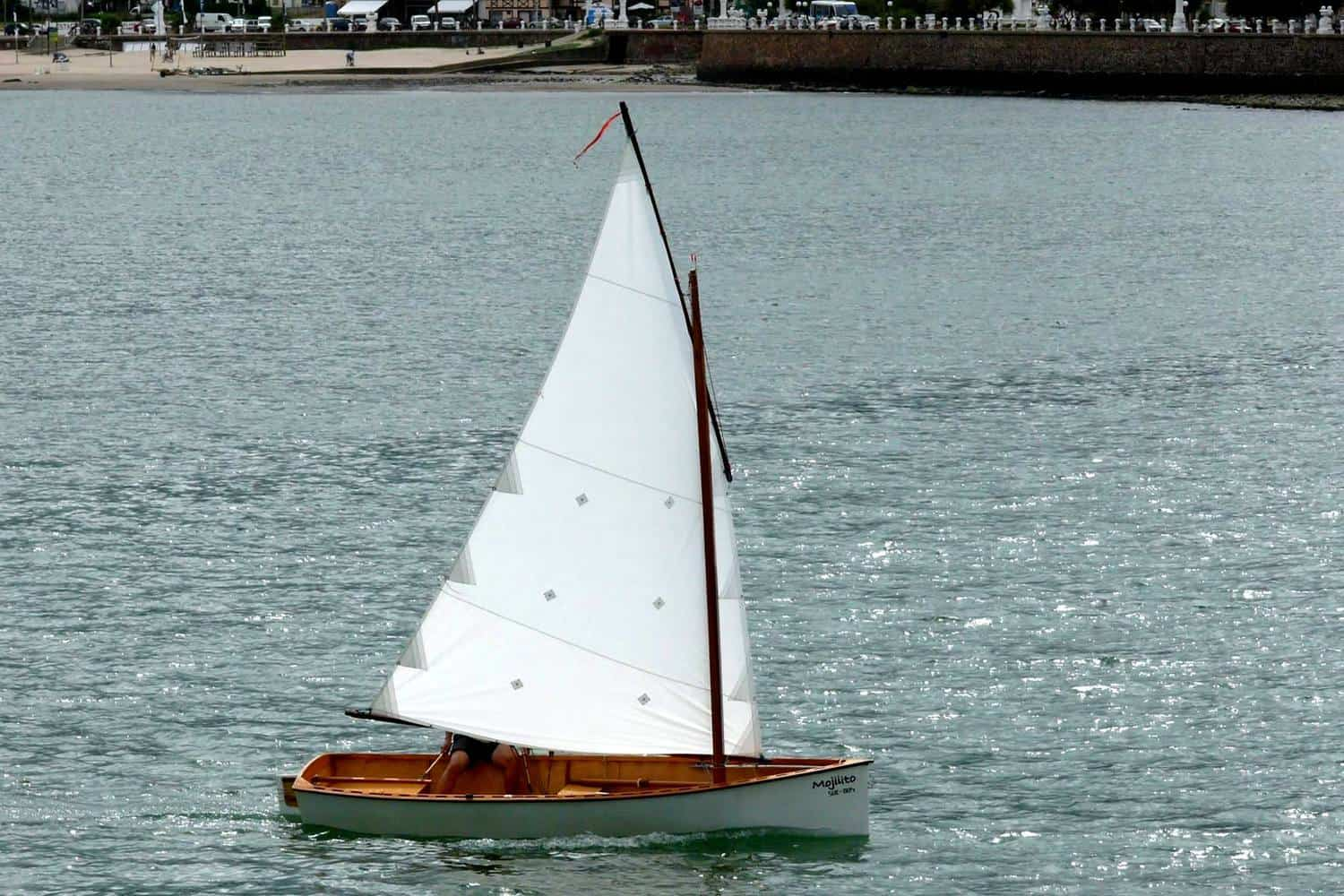 Cost Of Building A Goat Island Skiff