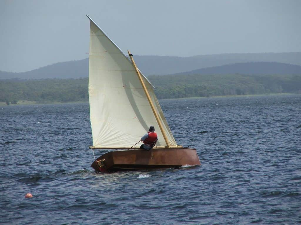 Are chines bad on this goat island skiff - storerboatplans.com