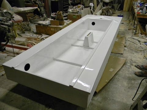 OzGoose simple to build planing sailing dinghy - storerboatplans.com