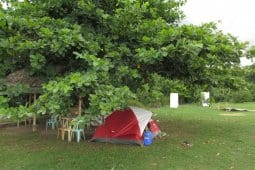 Camping - Learn to sail - Manila Phlippines Batangas Lake Taal