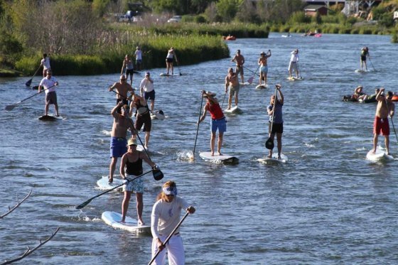 sup event river (Custom)