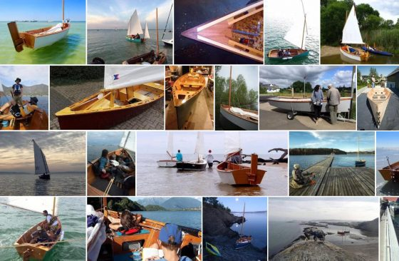 Goat Island Skiff Calendar - vote for your favourite photos now - storerboatplans.com
