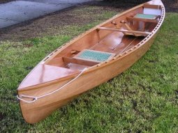 eureka plywood canoe plan. Scarf or butt strap join for plywood boats storerboatplans.com