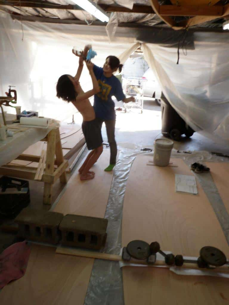 Are 1 to 1 epoxy mixes a good choice? - Storer Boat Plans in Wood