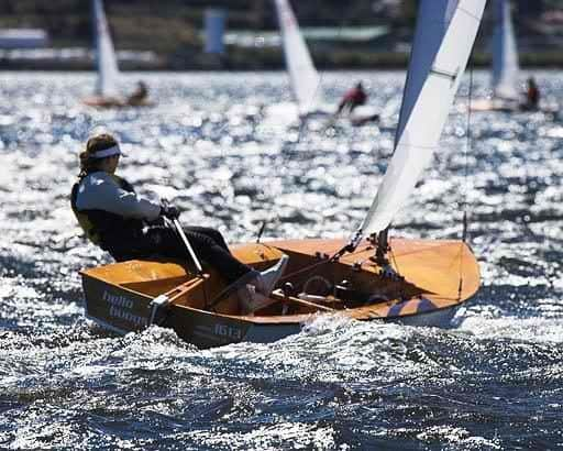 Q&A How to Race a Dinghy Successfully the Low Stress Way ...