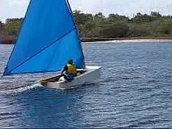 How to build very light plywood sailing dinghies - Moths and Light Plywood Structures