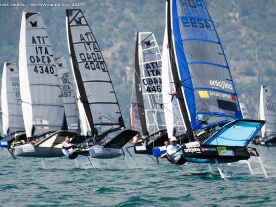moth worlds start 2017 foiling