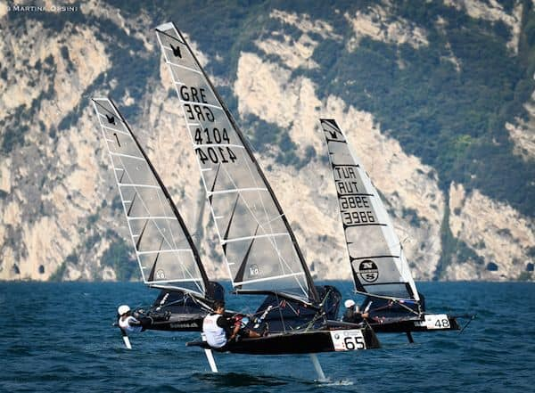 three moths Foiling-Week-2017-Garda-96877