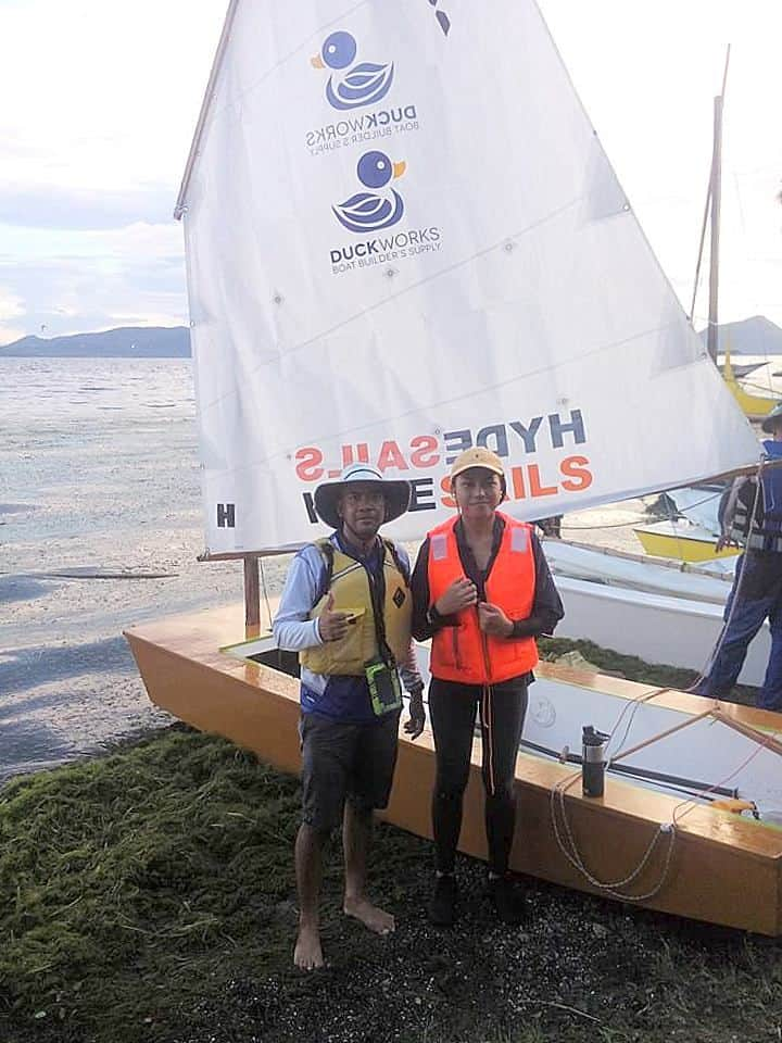 Third - Oz Goose National Championship - cheapest racing class sail boat - storer boat plans