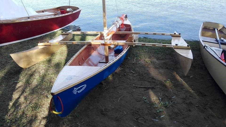 Plywood Boat Plans - Build a beautiful fast light boat