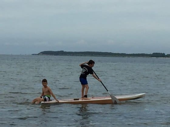 Taal SUP Review – Family Holiday in Germany