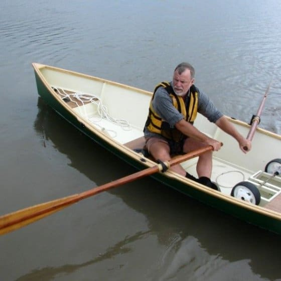Plywood Boat Plans - Build a beautiful fast light boat ...